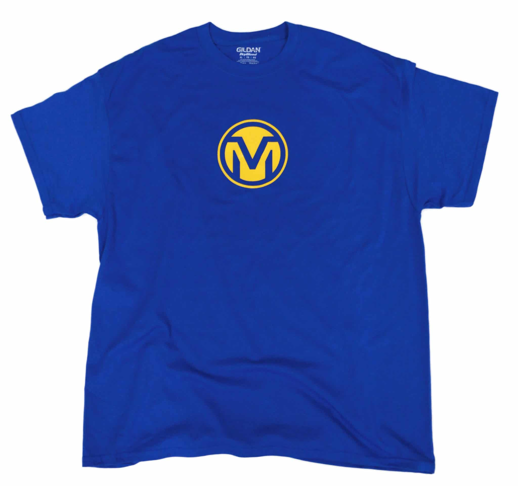 Blue Energyman T-Shirt