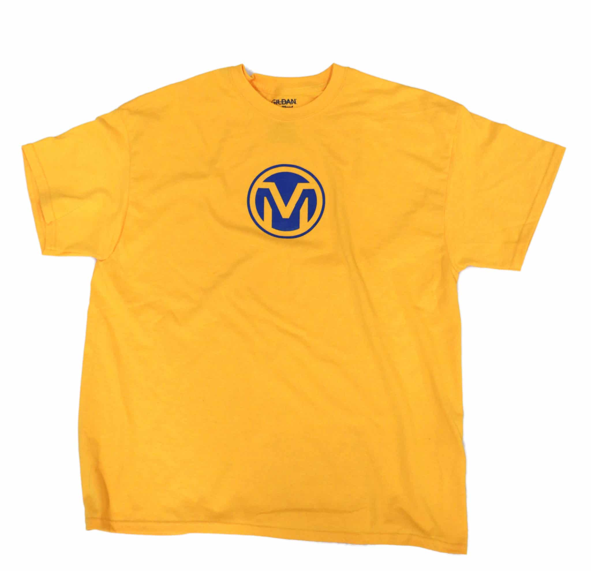 Yellow Energyman T-Shirt