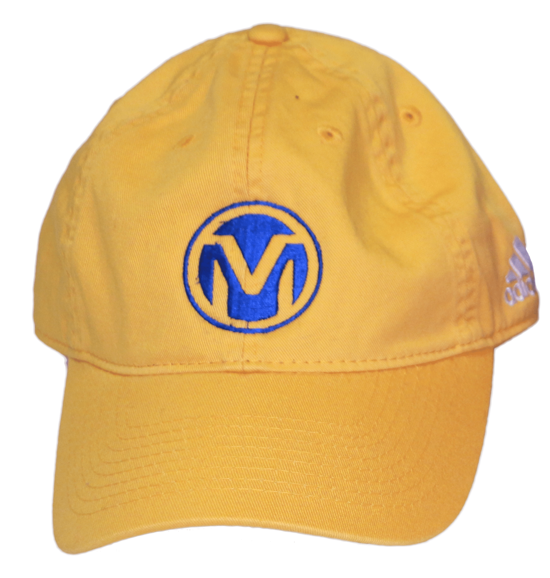 Yellow Energyman Hat